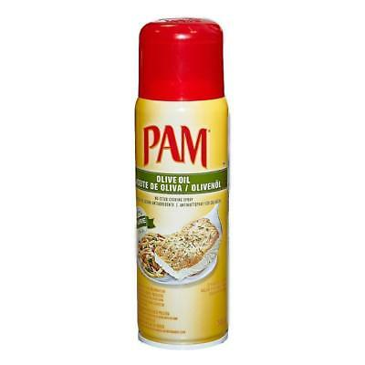 (4,05 Eur/100ml) PAM Original Canola Oil oder Olive Oil No Stick Cooking Spray