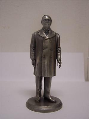 US PRESIDENTIAL COLLECTIBLE PRESIDENT WILLIAM McKINLEY STATUE