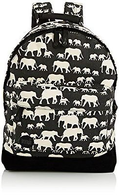 Mi-Pac Backpacks et Rucksacks Sac à Dos Loisir, 41 cm, Elephant Black NEUF