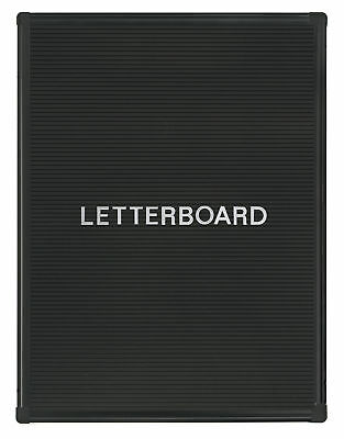 Mastervision Wall Mounted Letter Board, 2' H x 2' W