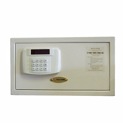 Wilson Safe Electronic Lock Commercial Security Safe 1.22 CuFt