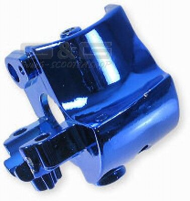 Switch Cover Handlebar Switch Rear Right Blue For Yamaha Aerox Mbk Nitro