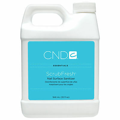 CND Nail Surface Cleanser ~ SCRUBFRESH  946ml/32 fl oz ~