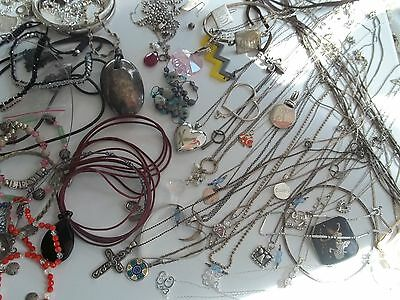 384 g sterling silver 925 jewelry lot, wear,scrap,pre-owned,vintage,fashion,