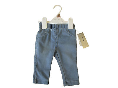 Baby Boys Girls Leggings Jeggings Jeans Trousers Pants Denim Look Casual