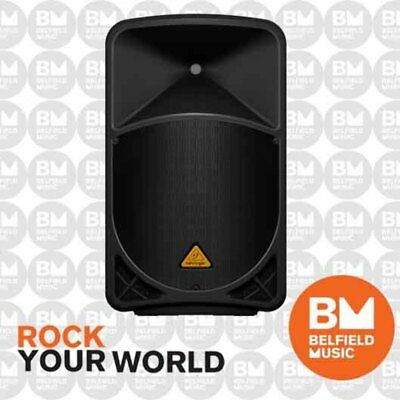 Behringer EUROLIVE B115MP3 Active PA Speaker 2-Way 15'' Inch w/ MP3 Player