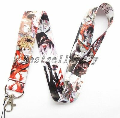 Lot Japanese anime Mobile Cell Phone Lanyard Neck Straps Party Gifts V-13