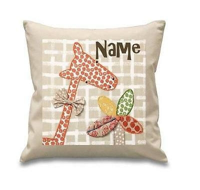 Zam Bee Zee  Cushion Cover Can Be Personalised  New Free P&p