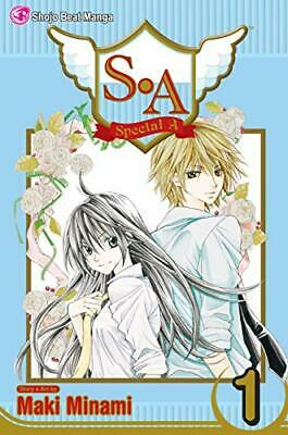 S.A., Volume 1 (S.A. (Special Agent) Graphic Novels) by Minami, Maki Book The