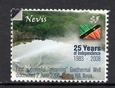 Nevis MNH 2008 The 25th Anniversary of Independence