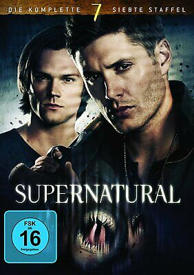 Supernatural - die komplette Staffel/Season 7 # 6-DVD-BOX-NEU