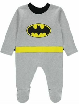 Superman Star Wars Sully Mike Woody Boy Baby Grow Romper Sleepsuit All In One