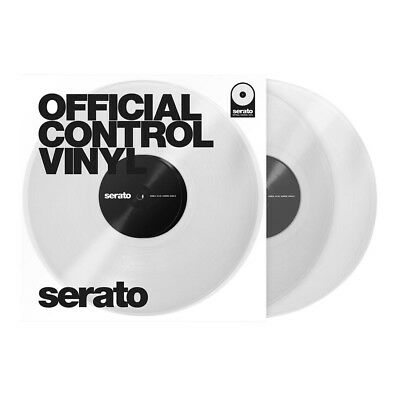 Serato - Control Vinyl Performance Series CLEAR Clear
