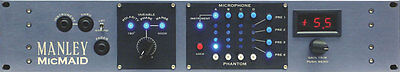 Manley MicMAID 4x4 Mic/Micpre Matrix-Switcher New