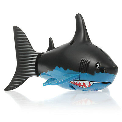 RC Remote Control Swimming Shark Kids Toy