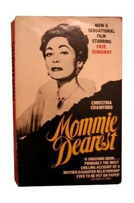Mommie Dearest by Crawford, Christina Paperback Book The Cheap Fast Free Post