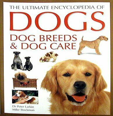 Dogs: Dog Breeds and Care Paperback Book The Cheap Fast Free Post