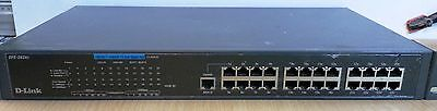 Switch D-Link DFE-2624 ports 10/100 mb/s