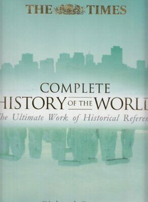Times Complete History of the World by Overy, Richard Hardback Book The Cheap