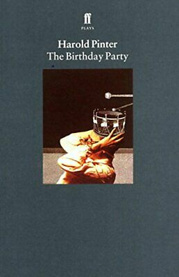 The Birthday Party (Pinter Plays) by Pinter, Harold Paperback Book The Cheap