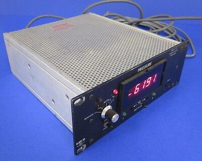 MKS Baratron PDR-C-2 Power Supply, Pressure Digital Readout