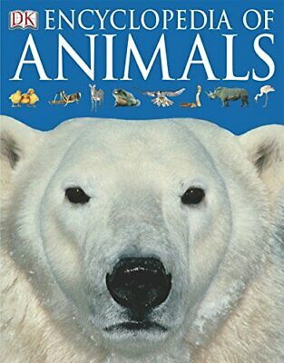 Encyclopedia of Animals (Dk Encyclopedia), DK Paperback Book The Cheap Fast Free