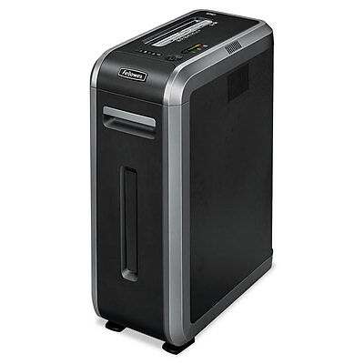 Fellowes Powershred SB-125I Shredder, Strip-Cut, 18 Sheet Capacity (3312001)