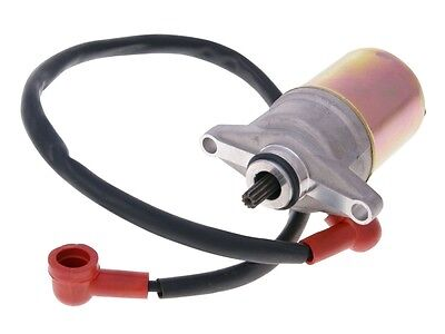 Ignition Starter Motor E for China Roller 4 Stroke GY6 Engines 139QMB/QMA
