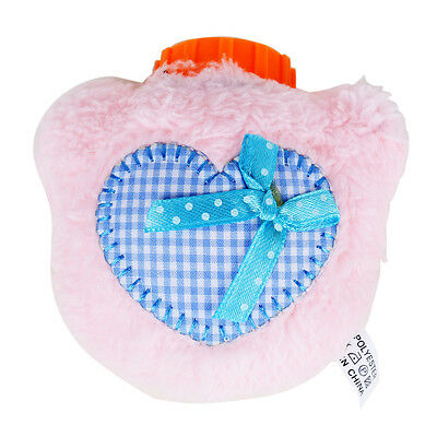 Home Office Travel Portable Pocket Warm Mini Hot Water Bottle Plush Gifts