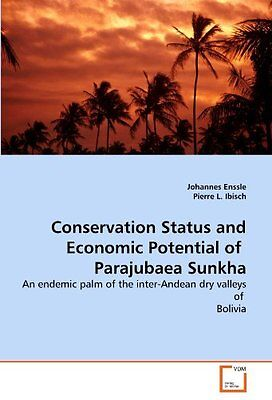Conservation Status and Economic Potential of Parajubaea Sunkha An endemic palm