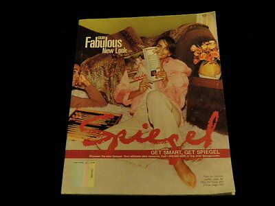 Vintage Spiegel Catalog Fall 2004 FAB New Look Clothing Housewares 594pg A58a