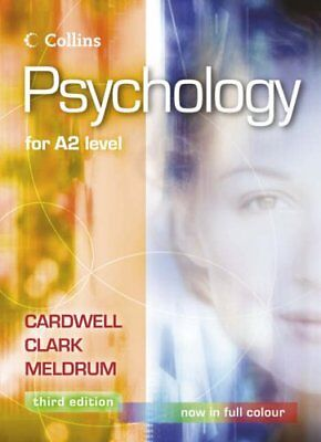 Psychology - Psychology for A2 Level, Meldrum, Claire Paperback Book