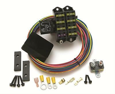 Painless Wiring 70207 Fuse Block 7-Circuit Universal Kit