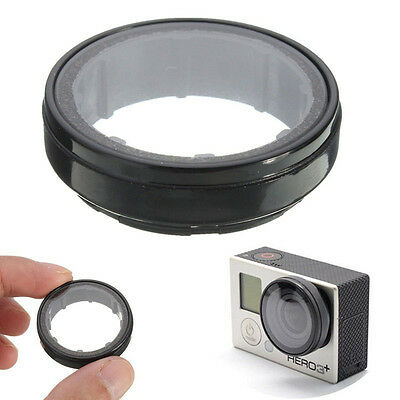 For GoPro Hero 3 3+ 4 Protective Camera Clear Glass UV Lens Cover Case Protector