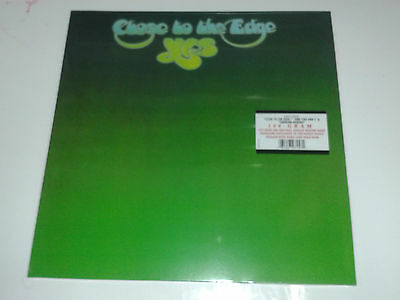 Lp Yes Close To The Edge (Vinyl)