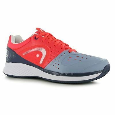 Head Mens Sprint Pro Clay Trainers Lace Up Tennis Shoes Sports Footwear