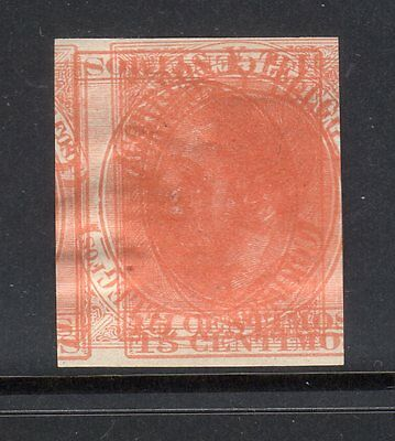 1879-82  Spain 10C Rose & 15C Salmon Upside Down And Rightside Up Mint Hinged