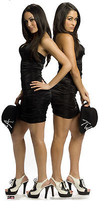Advanced Graphics WWE The Bella Twins Cardboard Stand-Up