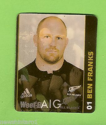#cc5.  Ben  Franks   Weetbix  New  Zealand Junior Rugby Union Camp  Hologram