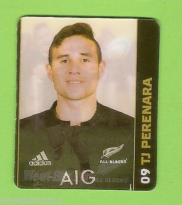 #cc5.  Tj  Perenara  Weetbix  New  Zealand Junior Rugby Union Camp  Hologram