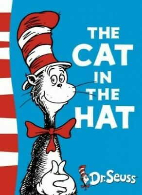 The Cat in the Hat: Green Back Book (Dr. Seuss - Gree... by Seuss, Dr. Paperback