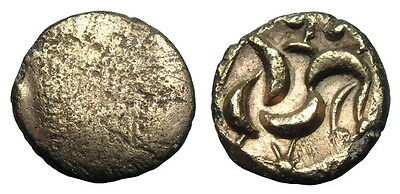 Corieltauvi South Ferriby Au Plated Stater (K181)