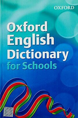 Oxford English Dictionary for Schools by Allen, Robert Paperback Book The Cheap