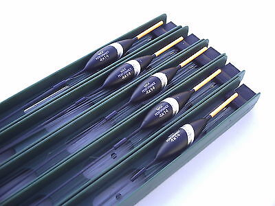 5 x Commercial Carp Fishery Pole Rigs. ReadyTo Use (8). Size 14 Barbless Hook.