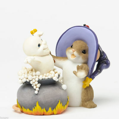 Charming Tails 2013 You Really Raise My Spirit Figurine #4034326