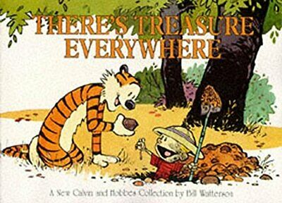 There's Treasure Everywhere: Calvin & Hobbes Ser... by Watterson, Bill Paperback