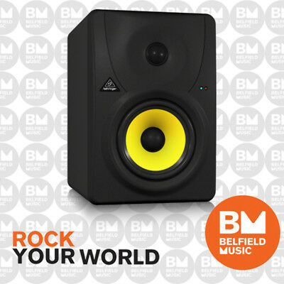Behringer TRUTH B1030A Studio Monitor Active 2-Way Reference Speaker 5.25'' Inch
