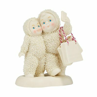Snowbabies Selfie Figurine NEW in Gift Box - 25480