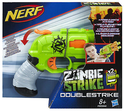 Nerf N-Strike Elite Zombie Strike Double Strike