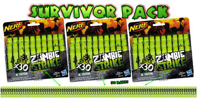 Nerf N-Strike Elite Zombie Strike Survivor Ammo-Pack